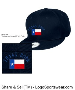 New Era Texas SnapBack Design Zoom